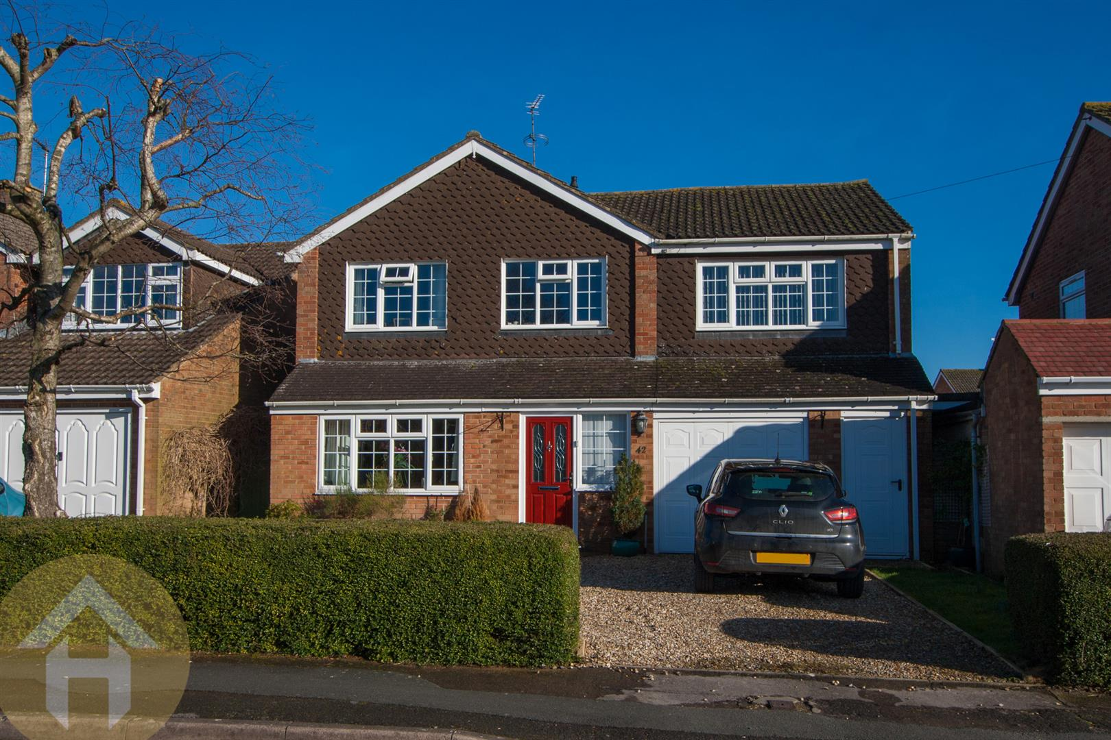 5 Bedrooms Detached House for sale in Shakespeare Road, Royal Wootton Bassett.